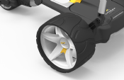 Powakaddy Wide Wheels (Pair) PK3481WASSY